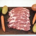 Côte Echine de porc - 500g