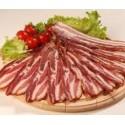 Poitrine de Porc séchée en tranche - 500g