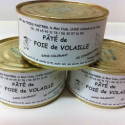 Pâté de Foie de Volaille - 190g