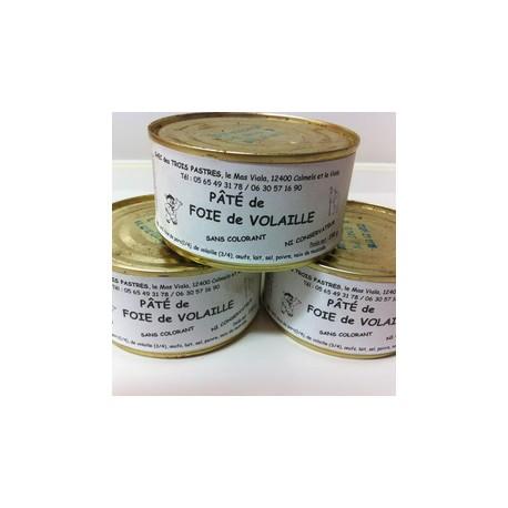 Pâté de Campagne au Foie Gras (30%) - 200g