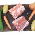 Rôti Echine de porc - 1kg
