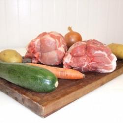 Rôti longe de porc (filet) - 1kg