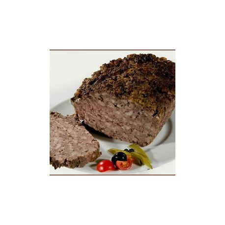 Terrine de pâté - 150g