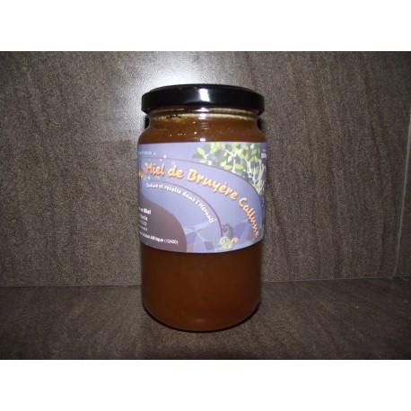 Miel de bruyère callune