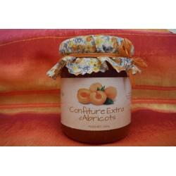 Confitures d'abricot du Roussillon - 240G