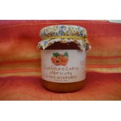 Confiture d'Abricots du Roussillon et ses Amandes - 240 g