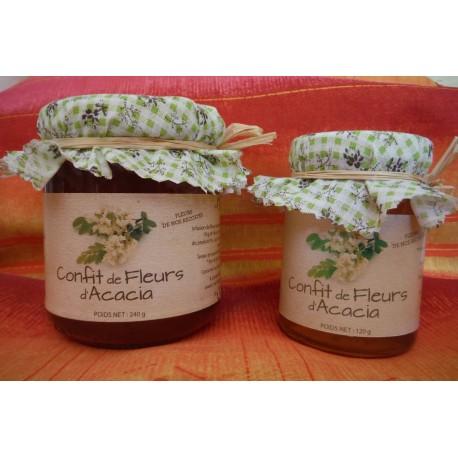 Confits de fleur d'acacias - 120 G