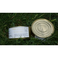Paté au foie gras de canard 200 gr