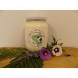 Yaourt nature 750 g (lait de vache)