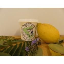 Yaourt citron 125 g au lait de vache