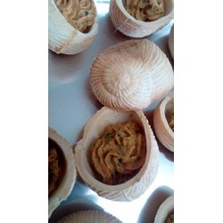 """Croquilles """"Provençale"""" Assiette de 12"""